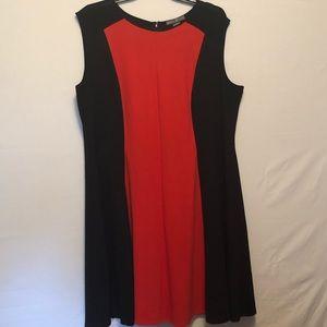 Avon Signature Collection Flare Dress Sz 3X